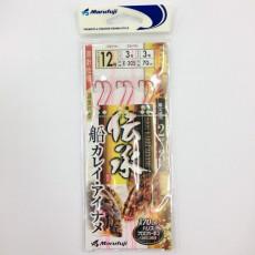 마루후지)도다리 전용채비/초원투/나게즈리/원투채비 E-305