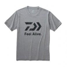 다이와 로고 반팔 티셔츠 DE 83009 한정수량 정품